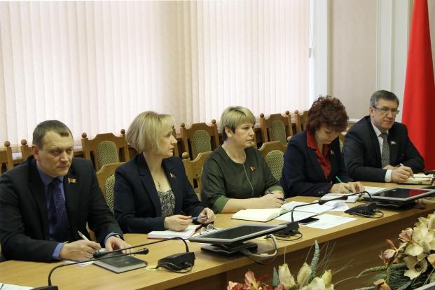 На заседании Постоянной комиссии Палаты представителей по вопросам экологии, природопользования и чернобыльской катастрофы 10 марта 2020 года